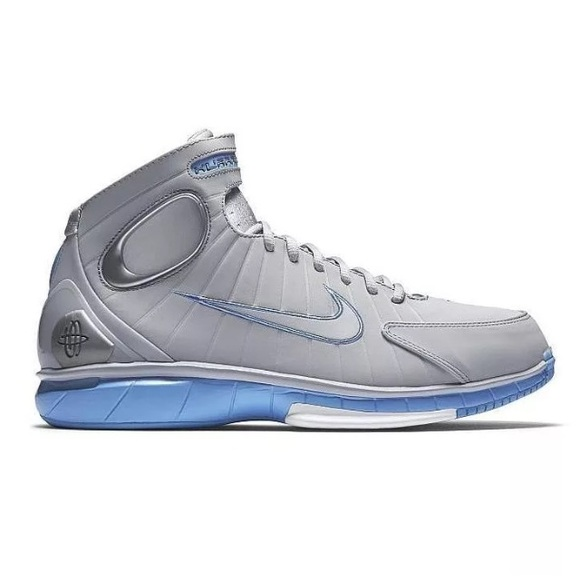 uk availability 3754a 33af3 Nike Air Zoom Huarache 2K4 Wolf Grey Varsity Blue